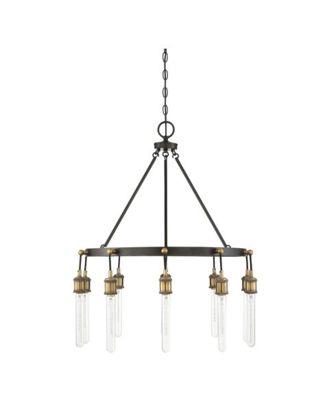 Campbell 10-Light Chandelier