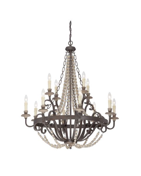 Mallory 12-Light Chandelier