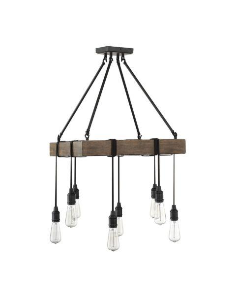 Burgess 8-Light Pendant Light
