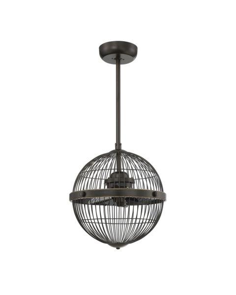 Arena 17-inch Pendant Light Fan