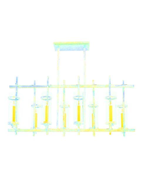 Midtown 8-Light LED Linear Pendant Light