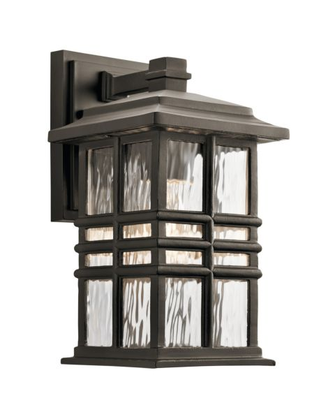 Beacon Square Outdoor Wall Sconce