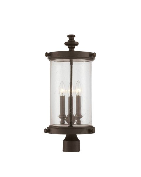 Palmer 3-Light Post Lantern