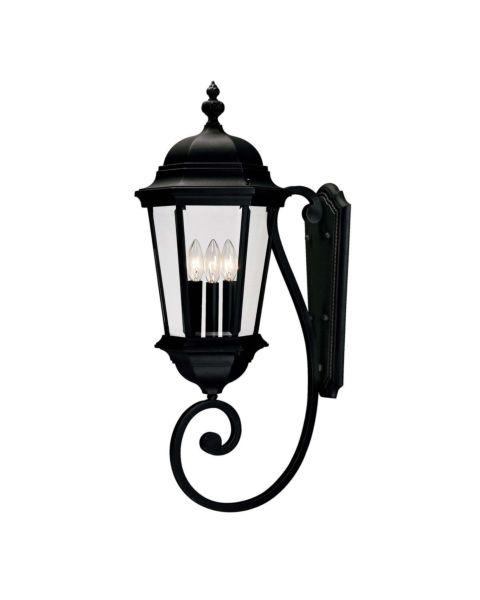 Wakefield 3-Light Outdoor Wall Lantern