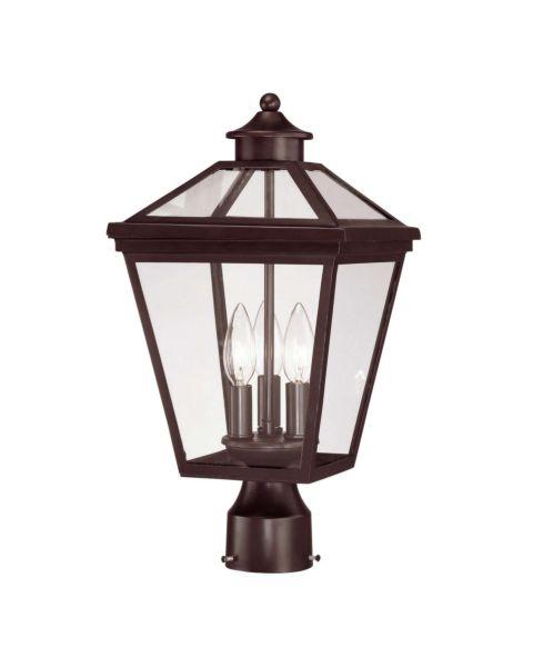 Ellijay 3-Light Post Lantern