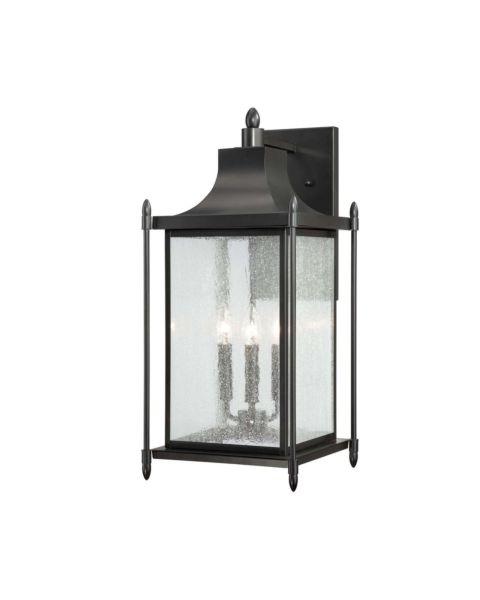 Dunnmore 3-Light Outdoor Wall Lantern