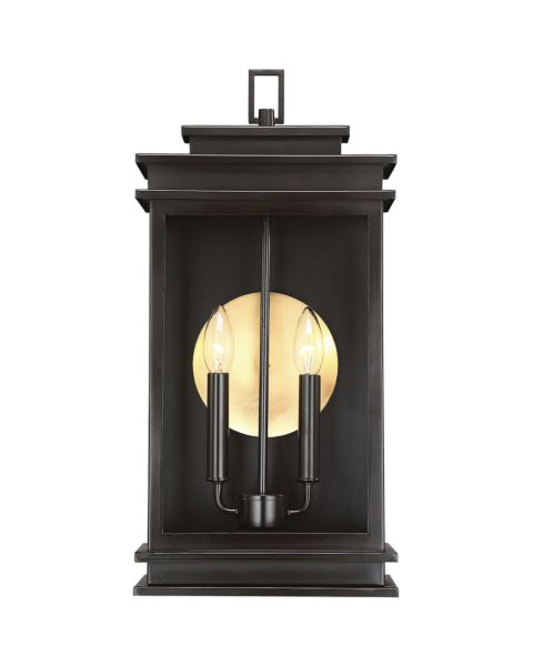Reading 2-Light Outdoor Wall Lantern