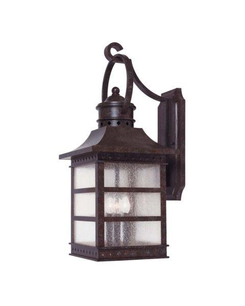 Seafarer 3-Light Outdoor Wall Lantern