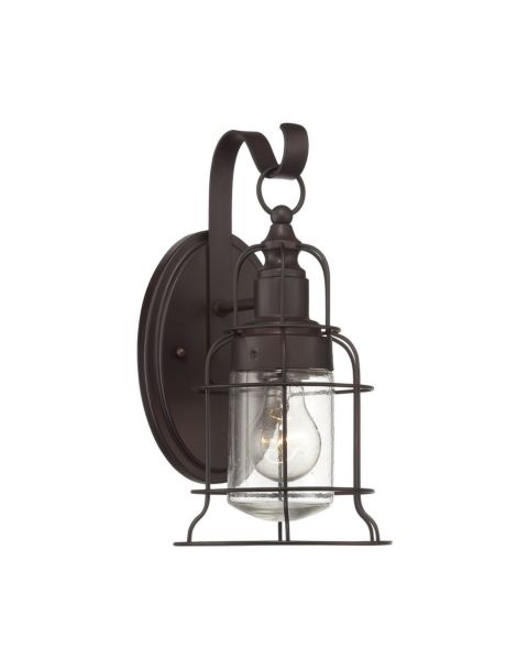 Scout Small Outdoor Wall Lantern