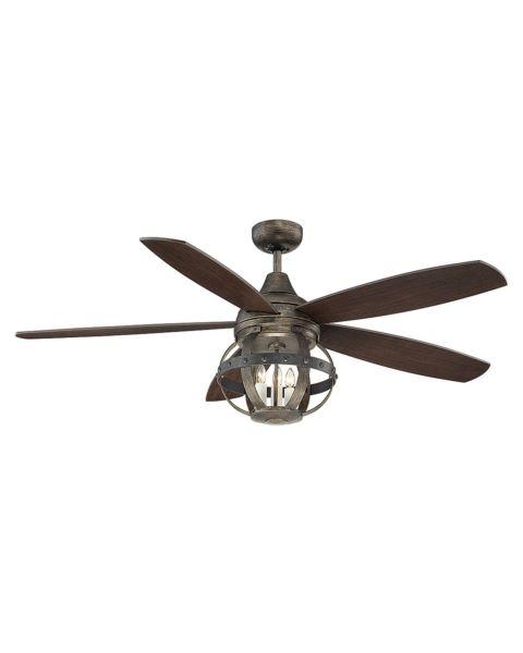 Alsace 52-inch 3-Light Ceiling Fan