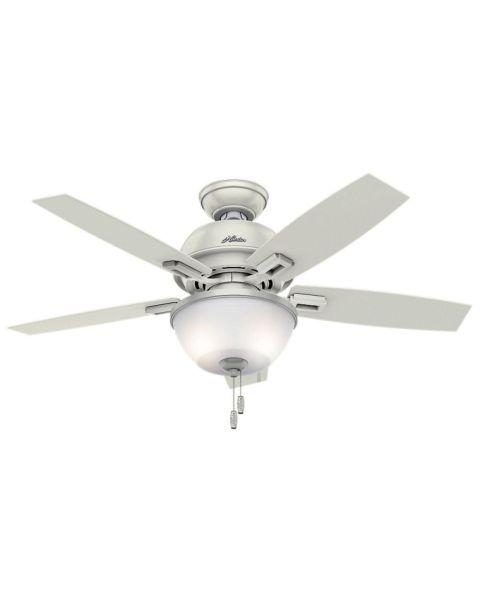 Donegan Bowl 44-inch 2-Light LED Indoor Ceiling Fan
