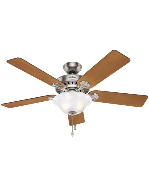 Buchanan 52-inch 2-Light Ceiling Fan
