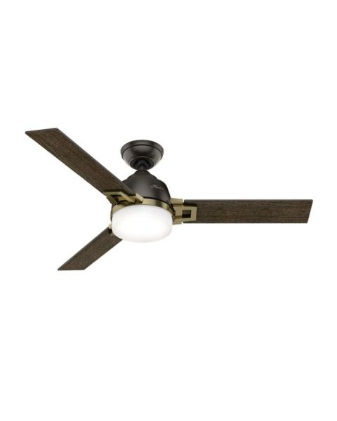 Leoni 48-inch 2-Light LED Indoor Ceiling Fan