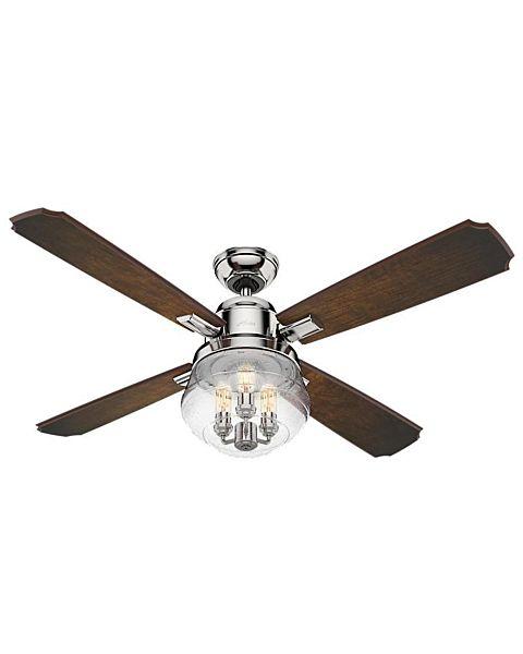 Sophia 54-inch 3-Light LED Indoor Ceiling Fan
