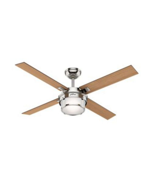 Maybeck 52-inch LED Indoor Ceiling Fan
