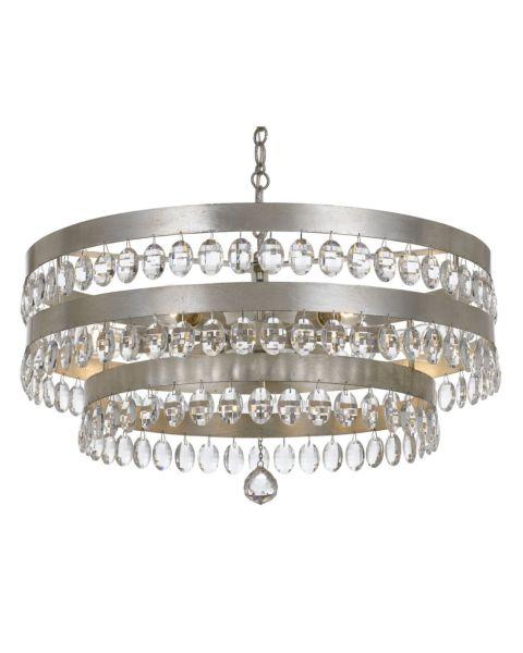 Perla 8-Light Chandelier