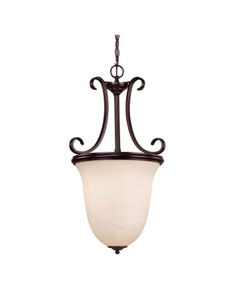 Willoughby 2-Light Bell Pendant Light