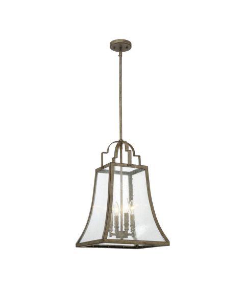 Belle 4-Light Pendant Light