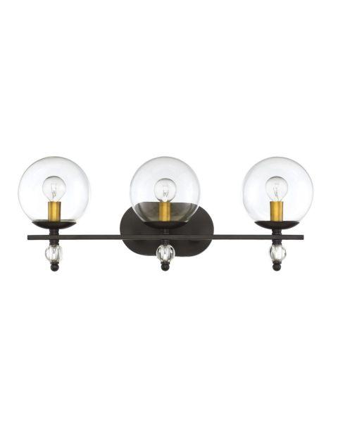 Granville 3-Light Bathroom Vanity Light