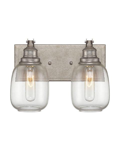 Orsay 2-Light Bathroom Vanity Light