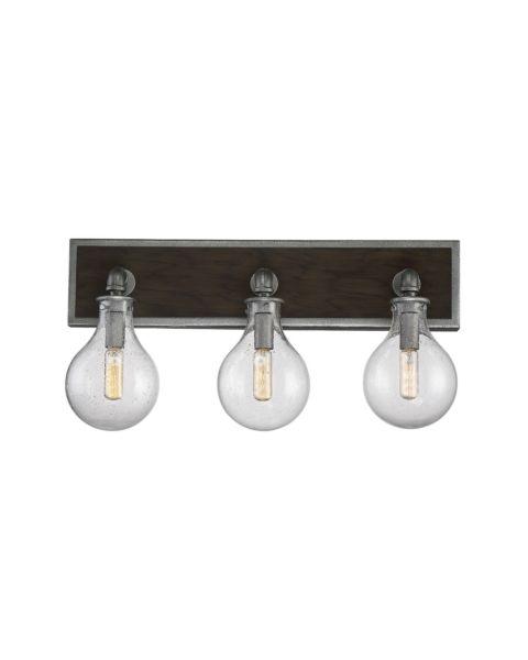 Dansk 3-Light Bathroom Vanity Light