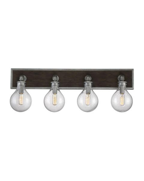 Dansk 4-Light Bathroom Vanity Light