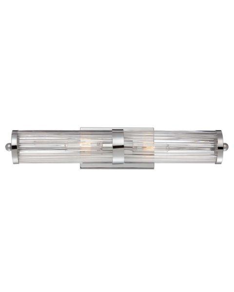 Lombard 2-Light Bathroom Vanity Light