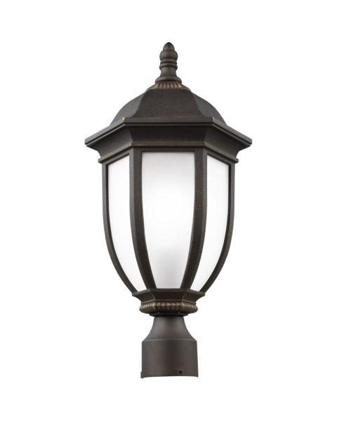 Galvyn Outdoor Post Lantern