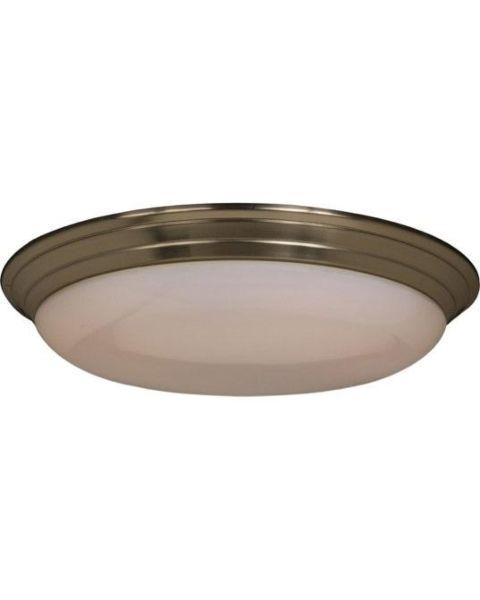 Classic EE 2-Light 2-Light Ceiling Light