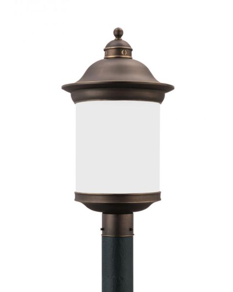 Hermitage Outdoor Post Lantern