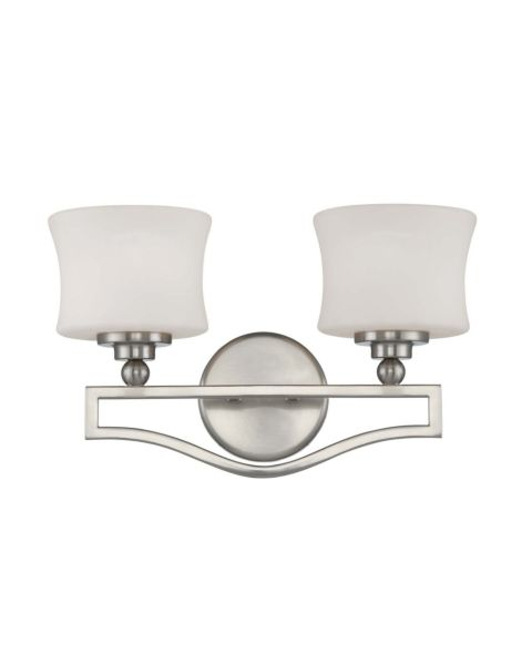 Terrell 2-Light Bathroom Vanity Light