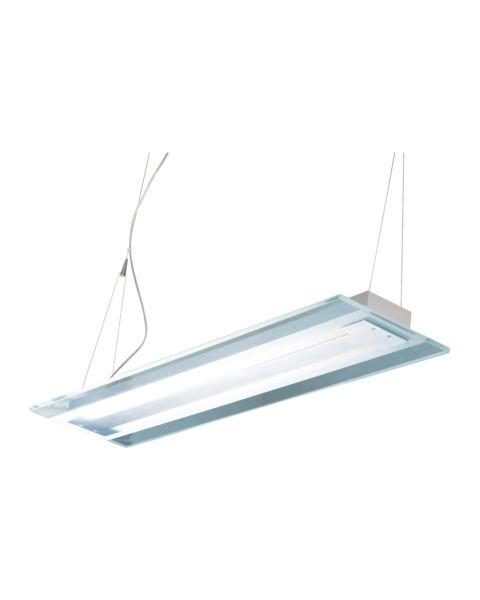 Contempra 2-Light Linear Pendant Light