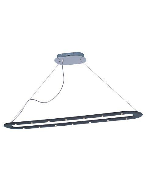 Trak 18-Light Linear Pendant Light