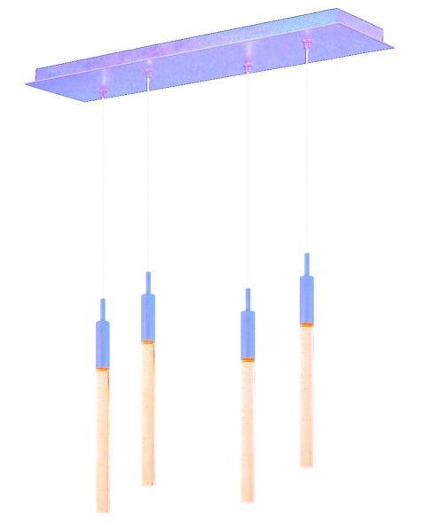 Scepter 4-Light Linear Pendant Light