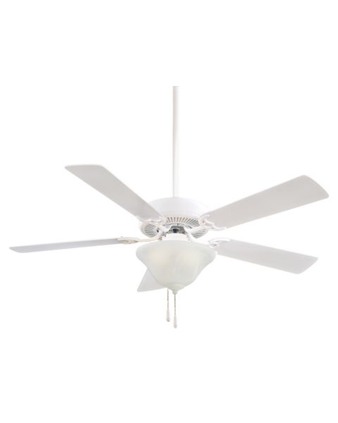 Contractor Uni-Pack 52-inch 52-inch Ceiling Fan with Light Kit