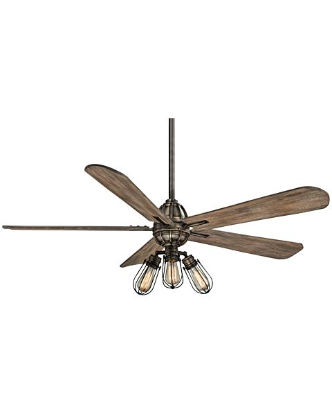 Alva 56-inch LED Ceiling Fan