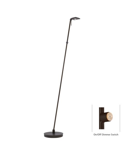 George's Reading Room Floor Lamp