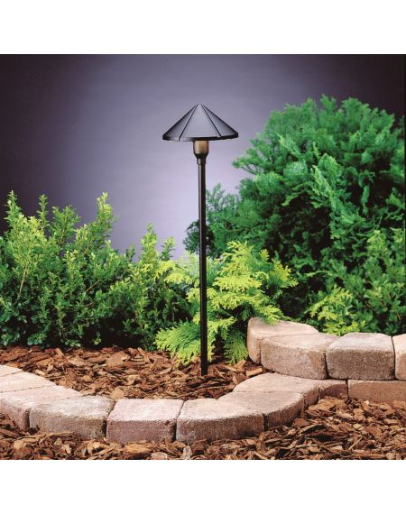 Landscape 8-Light 2700K LED Center Mount Path