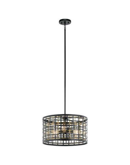 Aldergate 3-Light Pendant Light