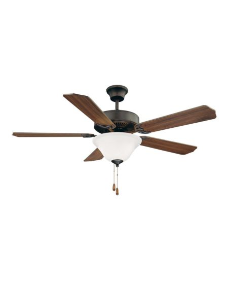 First Value 52-inch 2-Light Ceiling Fan