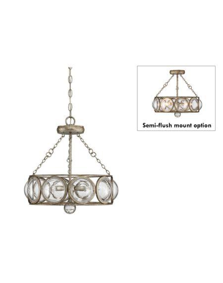 Warwick 3-Light Ceiling Light