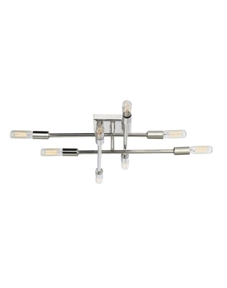 Lyrique 8-Light Ceiling Light