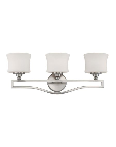 Terrell 3-Light Bathroom Vanity Light