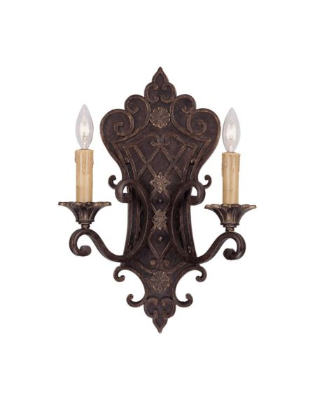 Southerby 2-Light Wall Sconce