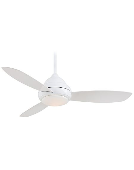 Concept I 52-inch LED Ceiling Fan