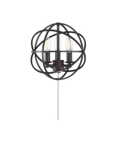 North 3-Light Fan Light Kit