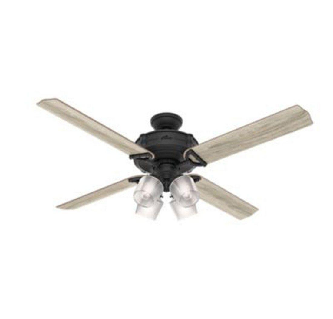 Brunswick 60 Inch 4 Light Led Indoor Ceiling Fan